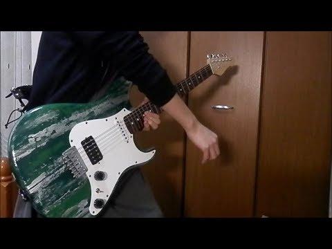 【バンドリOP】ときめきエクスペリエンス(Full ver.)作ったギターで弾いてみた