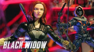Marvel Studios' Black Widow Toys!