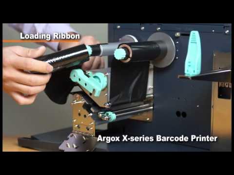 Argox X2000V Impresora de Códigos de barras