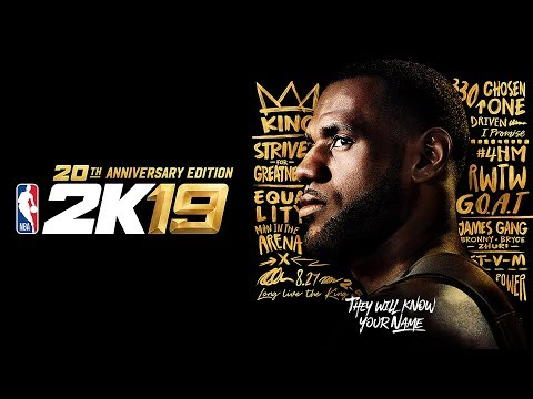 NBA 2K19 - How Could They Have Known? (Feat. 2 Chainz, Rapsody and Jerreau) thumbnail