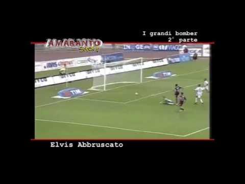 Elvis Abbruscato, i gol con l'Arezzo