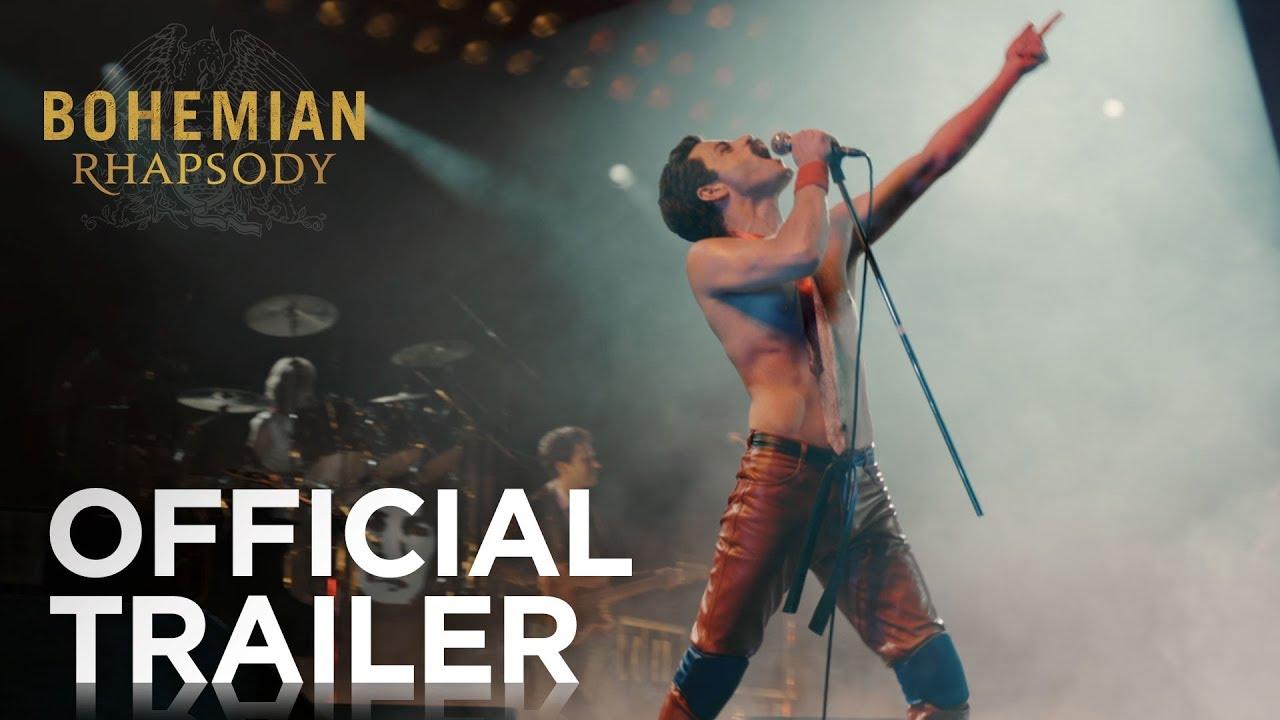 Trailer för Bohemian Rhapsody