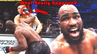 HYPE TRAIN DERAILED At UFC 244 (Corey Anderson Vs Johnny Walker)