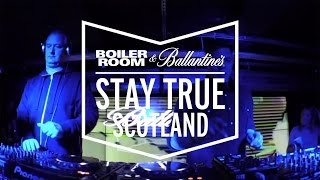 SLAM - Live @ Boiler Room & Ballantine's Stay True Scotland 2015