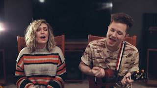 Anxiety (Acoustic) - Julia Michaels & Selena Gomez (Cover by Adam Christopher and Meghan Elyse)