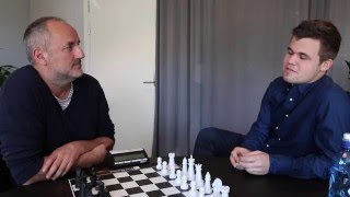 Magnus Carlsen Recaps Altibox Norway Chess 2016