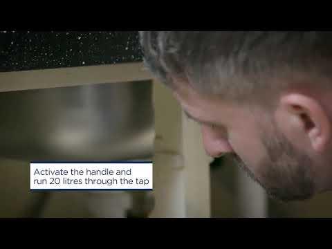 Bristan Gallery Rapid 3-in-1 Boiling Water Tap