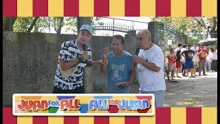 Juan For All, All For Juan Sugod Bahay | September 18, 2018
