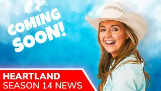 HEARTLAND Season 14 Renewed For Winter 2021 | Graham Wardle's Character Ty Exit | Netflix Release