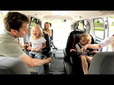 Car Seat Safety Video Image