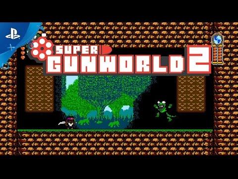 Super GunWorld 2 - Gameplay Trailer | PS4 thumbnail