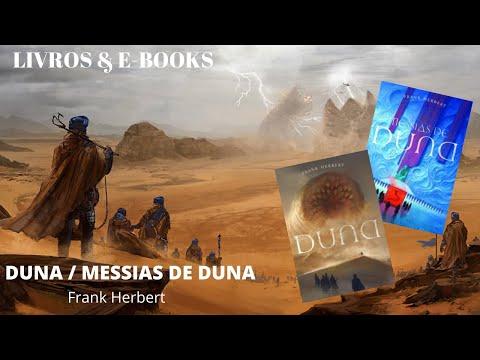 DUNA / MESSIAS DE DUNA, de Frank Herbert