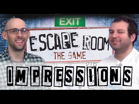 Escape Room The Game Impressions | RFC Podcast