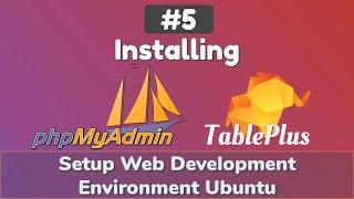 Install phpMyAdmin Manually with Nginx server on Ubuntu