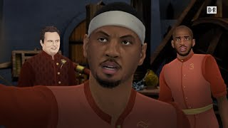Melo's Time in Houston Turns Into a Nightmare   Game Of Zones S6E4
