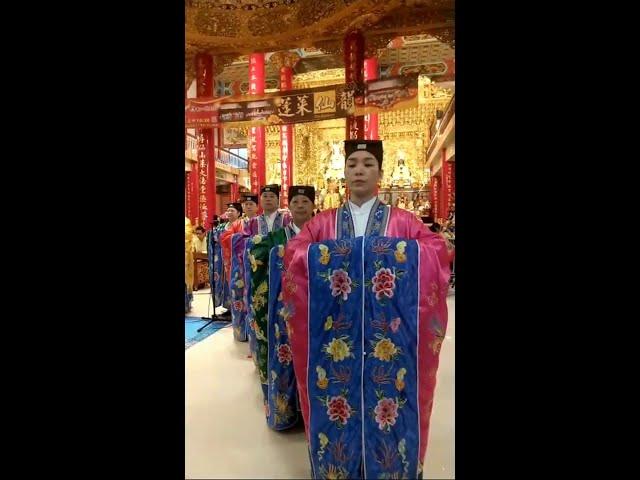 音樂饗宴【蓬萊仙韻】- 台北松山慈惠堂-母娘慈悲-Part2