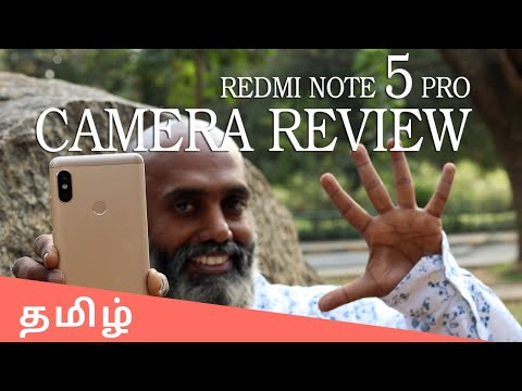 Redmi Note 5 Pro Camera Review with detailed samples in Tamil