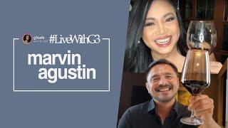#LivewithG3 Marvin Agustin - April 12, 2021