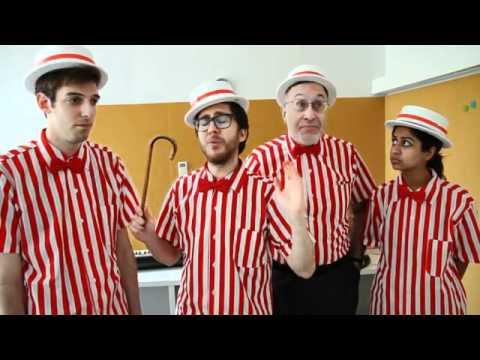 Barbershop Quartet (Jake and Amir)