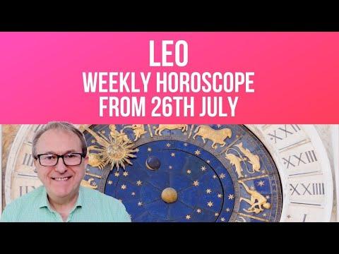 Weekly Horoscopes from 26th July 2021