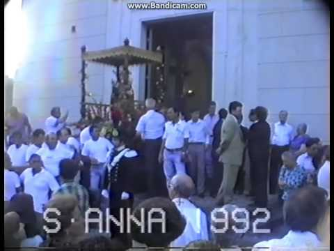 MALVAGNA - S. Anna 1992
