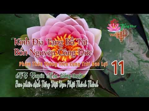 01. Phẩm Thần Thông Trên Cung Trời Đao Lợi - 11