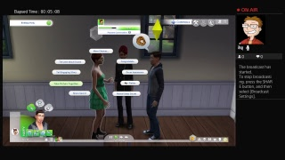 Sims 4 Gameplay i got invite to a birthday party