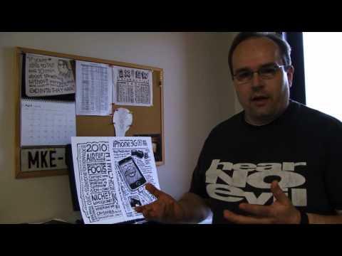 Vidéo de Mike Rohde
