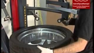 Шиномонтажный стенд M&B ENGINEERING TC 528PG 3/400//50 от компании АвтоСпец - видео
