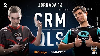 Cream eSports VS QLASH | Jornada 16 | Temporada 2018-2019