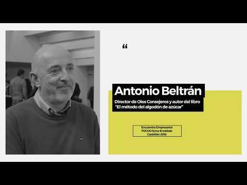 """Antonio Beltrán en el """"Focus Pyme Enrédate: encuentro empresarial y de networking"""" 30/11[;;;][;;;]"""
