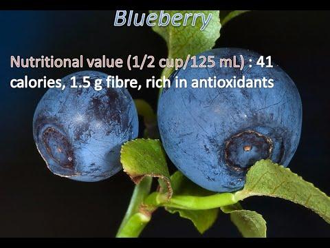 Video ✔ Top Ten Healthy Fruits: Fruit Benefits & Heart Health