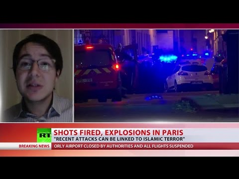 'Paris Attack much inline with ISIS strategy' - political activist
