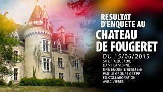 GREPP ENQUETE CHATEAU DE FOUGERET