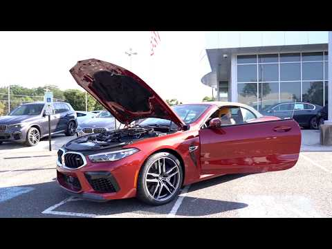 New 2020 Bmw M8 Convertible