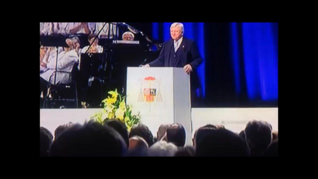 Rede Volker Bouffier beim Festakt zum 80. Geburtstag und Abschied von Kardinal Lehmann