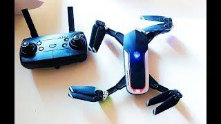 Посылка из Китая. Дешевый квадрокоптер с хорошей камерой JDRC JD-20s распаковка и обзор.