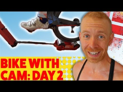 Cam Wurf Bike Training Course Day 2:  Feedback Sports Omnium Portable Bike Trainer Review