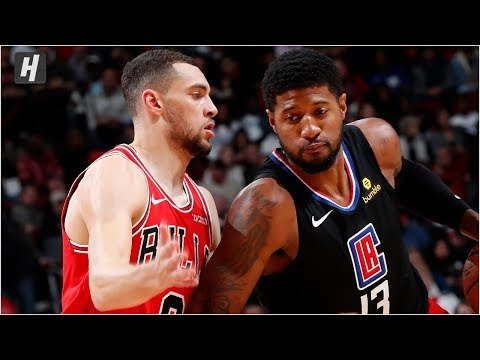 Los Angeles Clippers vs Chicago Bulls - Full Game Highlights | December 14, 2019 NBA Season