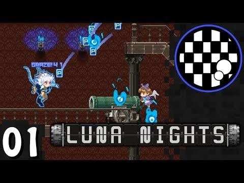 Touhou Luna Nights | PART 1