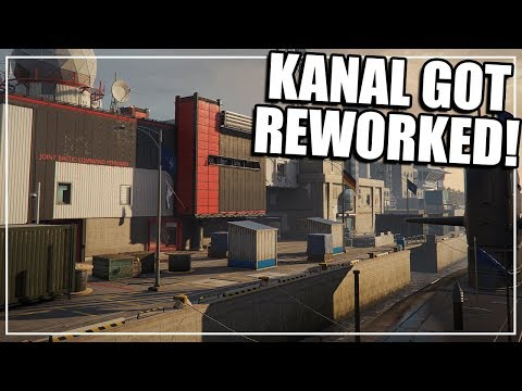 New Kanal Rework Is AMAZING - Rainbow Six Siege Operation Ember Rise