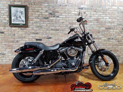 2013 Harley-Davidson Dyna® Street Bob® in Big Bend, Wisconsin - Video 1