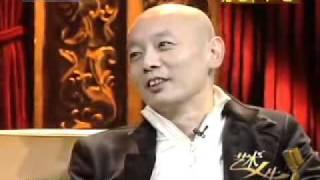 2010年11月24日《艺术人生》  赵氏孤儿 专访 3/4