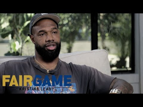 Marcedes Lewis on being released from the Jags to playing with Aaron Rodgers   FAIR GAME