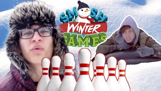 EXTREME SNOW BOWLING (Winter Games)