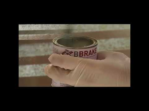 BBrake - Transparenter Antirutschlack