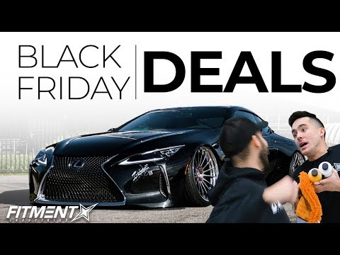 Our Most Ridiculous Ad EVER | Black Friday Deals