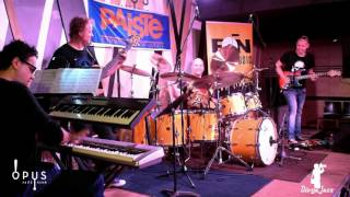 "Borlai, Tzumo, Gotthard, Barabás. ""Tzumo #2"" OPUS Jazz Club 2014. 09. 07."