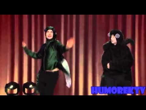 Kabaret Paranienormalni - Mucha i Pająk