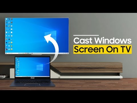 , title : 'How To Cast Or Screen Mirror Your Windows 10 To Smart TV?'